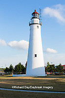 64795-01715 Fort Gratiot Lighthouse along Lake Huron, Port Huron, MI