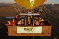 20120605 June 05 Hot Air Balloon Gold Coast