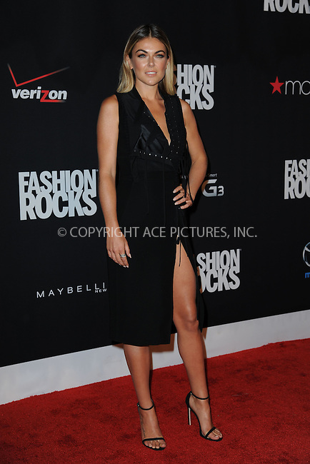 WWW.ACEPIXS.COM<br /> September 9, 2014 New York City<br /> <br /> Serinda Swan attending Fashion Rocks 2014 at the Barclays Center September 9, 2014 in New York City.<br /> <br /> Please byline: Kristin Callahan/AcePictures<br /> <br /> ACEPIXS.COM<br /> <br /> Tel: (212) 243 8787 or (646) 769 0430<br /> e-mail: info@acepixs.com<br /> web: http://www.acepixs.com