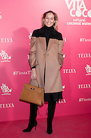 Fiona Ferrer attends Telva Beauty Awards ceremony in Madrid, Spain. January 20, 2015. (ALTERPHOTOS/Victor Blanco) /NortePhoto