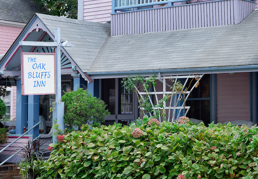 Cottage detail, The Campground, Oak Bluffs, Martha's Vineyard, Massachusetts, USA