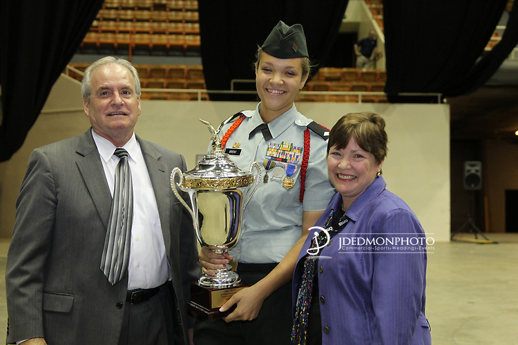 2012 CMS JROTC Awards