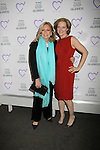 Tina Sloan and Orlagh Cassidy at the 2nd Annual Indie Soap Awards presented by We Love Soaps on February 21, 2011 at The Ailey Studios, New York City, New York. (Photo by Sue Coflin/Max Photos)