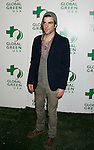 HOLLYWOOD, CA. - February 19: Actor Zachary Quinto arrives at Global Green USA's 6th Annual Pre-Oscar Party held at Avalon Hollwood on Februray 19, 2009 in Hollywood, California.