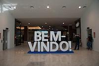 PIRACICABA, 29.04.14 - INAUGURAÇÃO SHOPPING CENTER PIRACICABA - Entrada do Shopping Center Piracicaba. (Foto: Mauricio Bento / Brazil Photo Press )