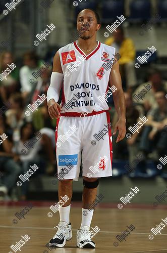 2008-09-07 / Basketbal / Antwerp Diamond Giants / Tim Black ..Foto: Maarten Straetemans (SMB)