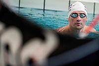 Ryan Lochte United States USA<br /> 41 Trofeo Nico Sapio Fin<br /> Genova, Piscina La Sciorba 02/11/2014<br /> Photo Andrea Masini/Insidefoto