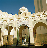 Grand Mosque, Tripoli, Libya