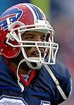 24 December 2006: Buffalo Bills tight end Robert Royal trots onto the field prior to a game against the Tennessee Titans at Ralph Wilson Stadium in Orchard Park, New York. The Titans edged out the Bills 30-29.&amp;#xA; &amp;#xA;Mandatory Photo Credit: Ed Wolfstein Photo<br />