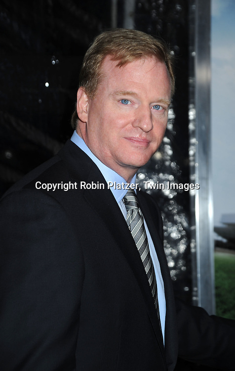 Football Commissioner Roger Goodell