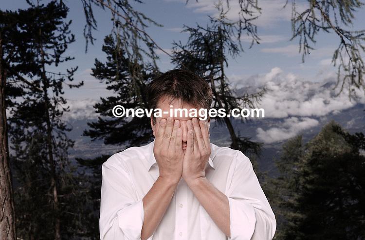 Chandolin, le 8 août 2014, Christian Levrat, Président du parti socialiste Suisse. © sedrik nemeth