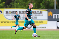 Barrie McKay of Swansea City in action during the pre season friendly match between Exeter City and Swansea City at St James Park in Exeter, England, UK. Saturday, 20 July 2019