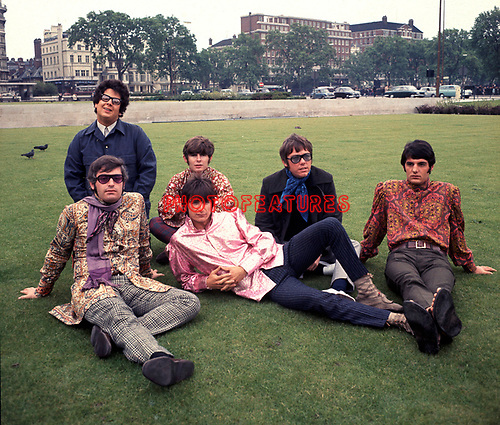 The Turtles 1967 in London's Hyde Park<br /> &copy; Chris Walter