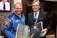 Joe Schmidt Coach and Kevin Fitzpatrick Club President 2010-2011