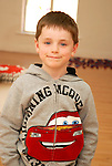 Harvey Leahy  from Laytown at the Shorts For Wee Ones at the Droichead Arts Centre on Monday evening. www.newsfile.ie
