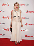 LAS VEGAS, CA - MARCH 30:  Actress Naomi Watts attends the CinemaCon Big Screen Achievement Awards at Omnia Nightclub at Caesars Palace during CinemaCon, the official convention of the National Association of Theatre Owners, on March 30, 2017 in Las Vegas, Nevada.