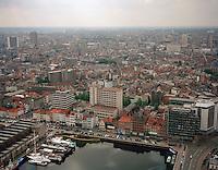 Juni 1998. Bonapartedok in Antwerpen.