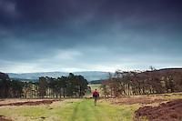 The John Buchan Way from near Stobo, Scottish Borders