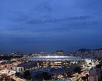 FUSSBALL WM 2014   Finale   07.07.2014 Stadionansicht Maracana in Rio