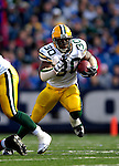 5 November 2006: Green Bay Packers running back Ahman Green (30) in action against the Buffalo Bills at Ralph Wilson Stadium in Orchard Park, NY. The Bills defeated the Packers 24-10. Mandatory Photo Credit: Ed Wolfstein Photo.<br />