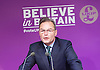 Peter Whittle <br /> UKIP Culture Spokesman<br /> and UKIP Economy Spokesman Patrick O'Flynn host a press briefing on St George's Day 23rd April 2015 at One Great George Street, London, Great Britain <br /> <br /> Peter Whittle <br /> <br /> <br /> <br /> Photograph by Elliott Franks <br /> Image licensed to Elliott Franks Photography Services