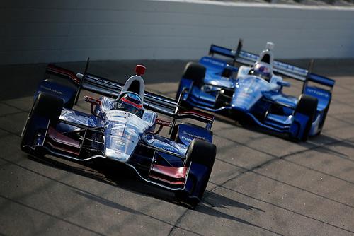 Verizon IndyCar Series<br /> Iowa Corn 300<br /> Iowa Speedway, Newton, IA USA<br /> Sunday 9 July 2017<br /> Takuma Sato, Andretti Autosport Honda<br /> World Copyright: Phillip Abbott<br /> LAT Images<br /> ref: Digital Image abbott_iowa_0717_4715