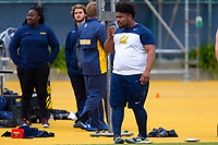 Berkeley, CA - March 4, 2017: Cal Invitational at Edwards Stadium.