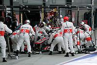 SILVERSTONE, INGLATERRA, 08 JULHO 2012 - FORMULA 1 - GP DE SILVERSTONE -  O piloto ingles Jeson Button da equipe McLaren, durante o Grande Premio de Silverstone em Silverstone na Inglaterra neste domingo, 08. (FOTO: PIXATHLON / BRAZIL PHOTO PRESS).