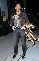 Terrence Howard Seen In NYC