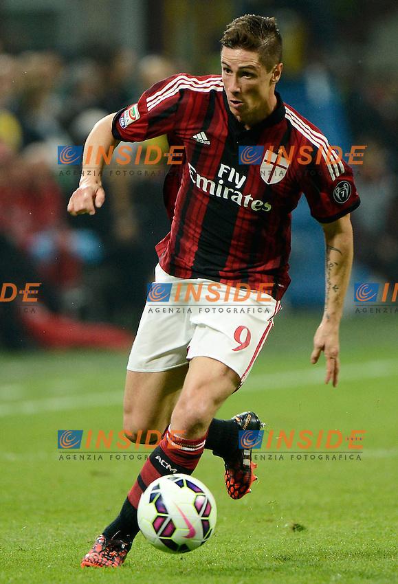 Fernando Torres Milan<br /> Milano 20-09-2014 Stadio Giuseppe Meazza - Football Calcio Serie A Milan - Juventus. Foto Giuseppe Celeste / Insidefoto