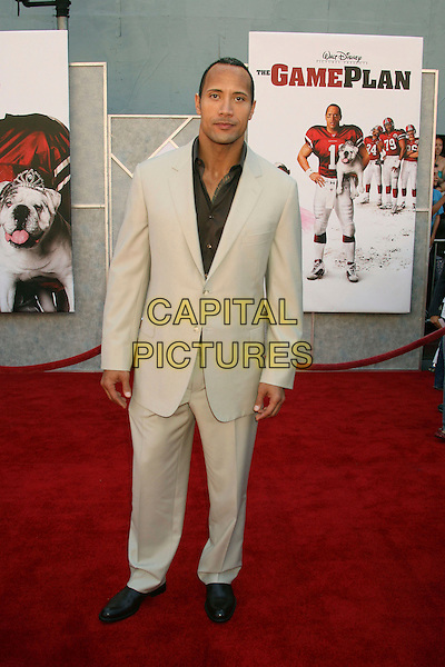 The Game Plan World Premiere Capital Pictures