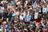 Tranmere Rovers fans during Newport County vs Tranmere Rovers, Sky Bet EFL League 2 Play-Off Final Football at Wembley Stadium on 25th May 2019