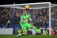 Chelsea goalkeeper, Kepa Arrizabalaga during Chelsea vs Everton, Premier League Football at Stamford Bridge on 11th November 2018