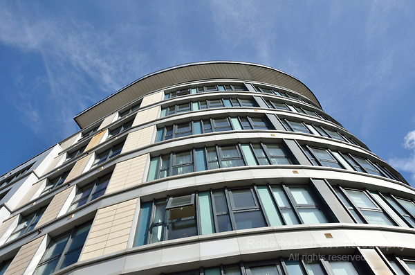 Silkstream development, Colindale Avenue, Edgware Road, London, UK.