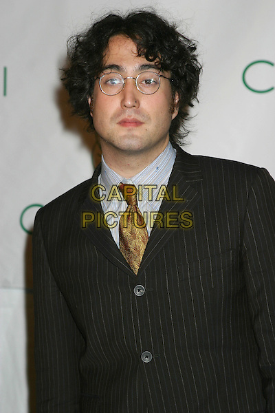 SEAN LENNON.Royal Birthday Ball for Sean P. Diddy Combs - Inside Arrivals.Cipriani's, New York City, New York .November 4, 2004.headshot, portrait, glasses.www.capitalpictures.com.sales@capitalpictures.com.© Capital Pictures.com