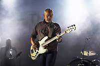 LONDON, ENGLAND - SEPTEMBER 7: Horace Panter of 'The Specials' performing at Gunnersville, Gunnersbury Park on September 7, 2019 in London, England.<br /> CAP/MAR<br /> ©MAR/Capital Pictures