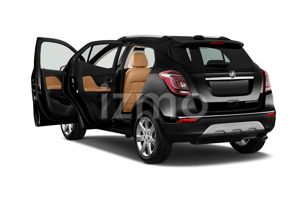 Car images of 2019 Buick Encore Premium 5 Door Suv Doors