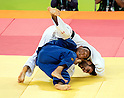 (F-B) Masashi Ebinuma (JPN), Antoine Bouchard (CAN),<br /> AUGUST 7, 2016 - Judo :<br /> Men's -66kg Contest for Bronze Medal at Carioca Arena 2 during the Rio 2016 Olympic Games in Rio de Janeiro, Brazil. (Photo by Enrico Calderoni/AFLO SPORT)