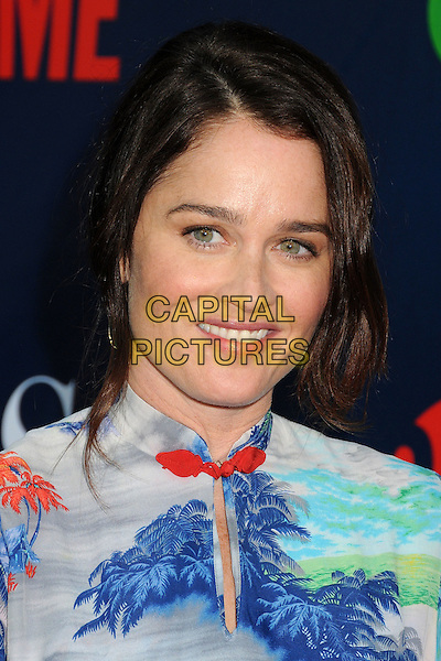 17 July 2014 - West Hollywood, California - Robin Tunney. CBS, CW, Showtime Summer Press Tour 2014 held at The Pacific Design Center. <br /> CAP/ADM/BP<br /> &copy;Byron Purvis/AdMedia/Capital Pictures