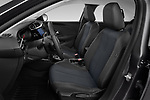 Front seat view of a 2020 Opel Corsa Elegance 5 Door Hatchback front seat car photos