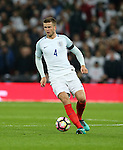 England's Eric Dier in action during the World Cup Qualifying  match at Wembley Stadium, London. Picture date November 11th, 2016 Pic David Klein/Sportimage