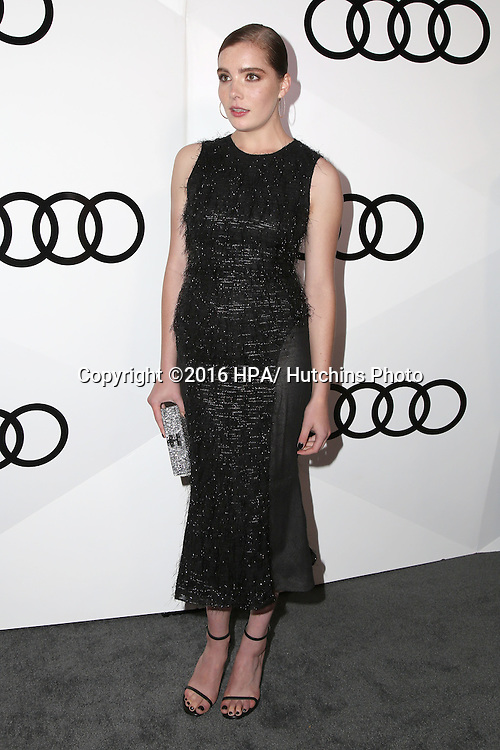 LOS ANGELES - SEP 15:  Elise Eberle at the Audi Celebrates The 68th Emmys at the Catch on September 15, 2016 in West Hollywood, CA