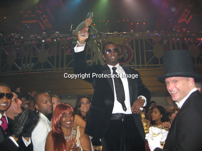 Usher, Clive Davis, Sean P. Diddy Combs, Janice Combs &amp; Cipriani<br />Sean P. Diddy Combs Celebrates his 35th birthday by giving himself a Royal Birthday Ball<br />Cipriani Wall Street<br />New York, NY, USA<br />Thursday, November 04, 2004<br />Photo By Celebrityvibe.com/Photovibe.com, New York, USA, Phone 212 410 5354, email:sales@celebrityvibe.com