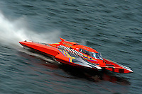 """Jimmy King, GP-10 """"The Charger"""" (Grand Prix Hydroplane(s)"""
