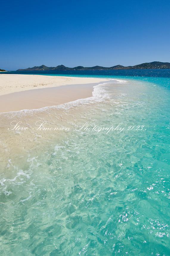 Buck Island Reef National Monument.<br /> St Croix.US Virgin Islands