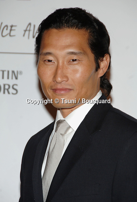 Daniel Dae Kim (LOST) arriving at the 2006 Asian Excellence Awards at the Wiltern Theatre In Los Angeles. January 19, 2006.