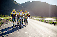 Team Lotto Jumbo winter training camp<br /> Mojácar, Spain, January 2015