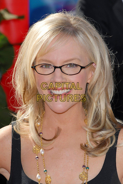 RACHAEL HARRIS.58th Annual Primetime Emmy Awards held at the Shrine Auditorium, Los Angeles, California, USA..August 27th, 2006.Ref: ADM/CH.headshot portrait glasses.www.capitalpictures.com.sales@capitalpictures.com.©Charles Harris/AdMedia/Capital Pictures.