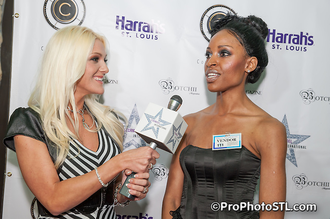 Starmodel International competition finals at Harrah's Casino in Maryland Heights, MO on March 25, 2012 - red carpet photos.