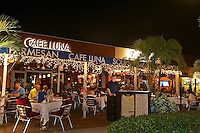 C- 5th Avenue Illuminated Restaurants & Shops, Naples Fl 12 13